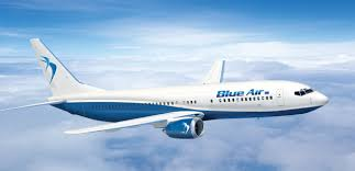 Romania Direct flight Nice Cluj with Blue Air