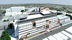 Cluj Regional Hospital. The application for funding will be submitted next week