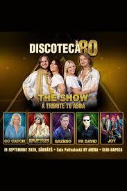 '80 disco in Cluj-Napoca in September 2020 - TICKETS