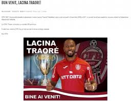Spectacular transfer to CFR Cluj A former great player of the team returns to Gruia